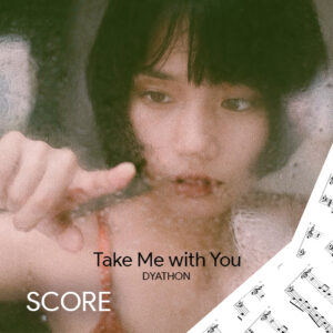 Take Me with You (Score)
